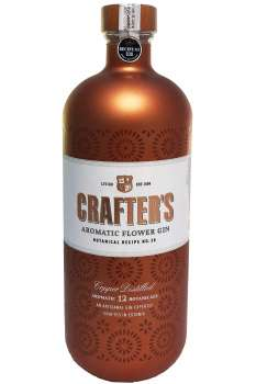 Crafter´s Aromatic Flower Gin Recipe No 038 0,7l