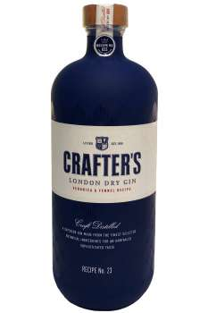 Crafter´s Lodon Dry Gin Recipe No 023 0,7l