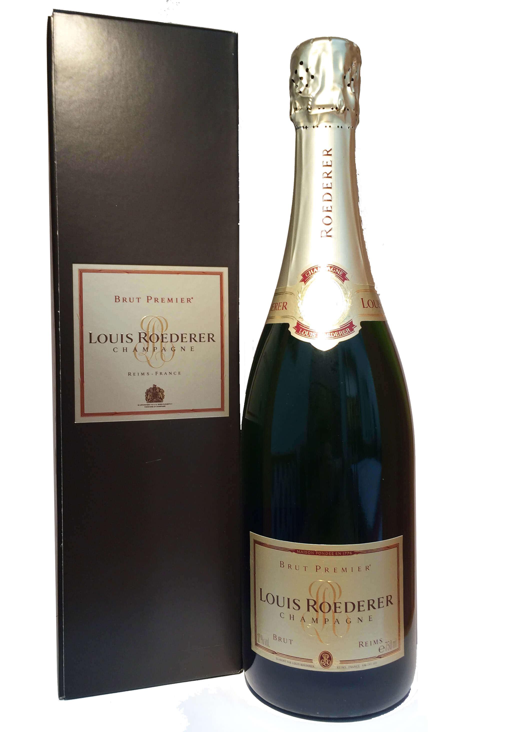 Röderer Champagner