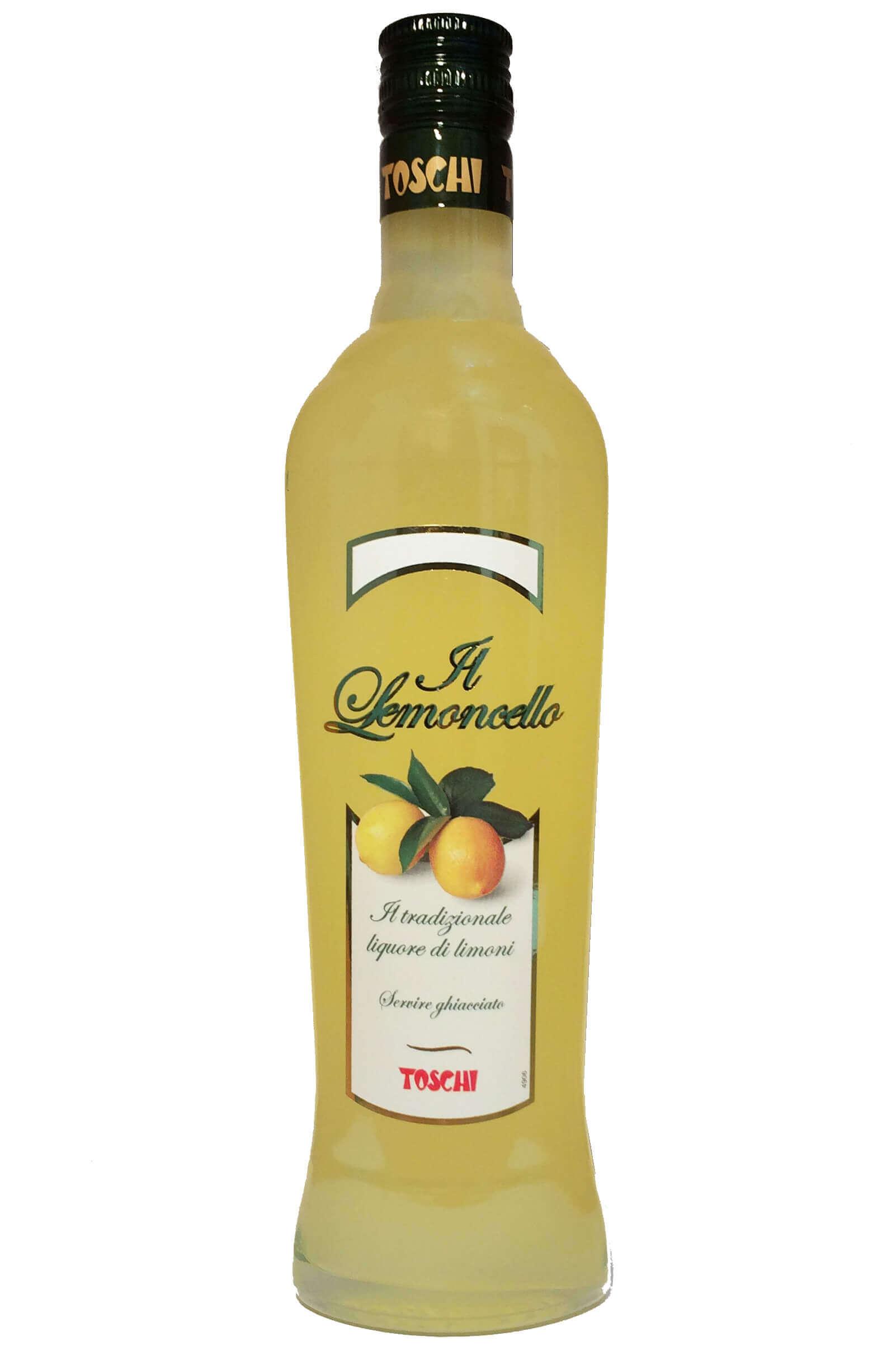 toschi lemoncello zitronenlikör